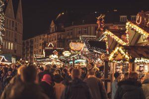 Gezellig per touringcar naar de kerstmarkt